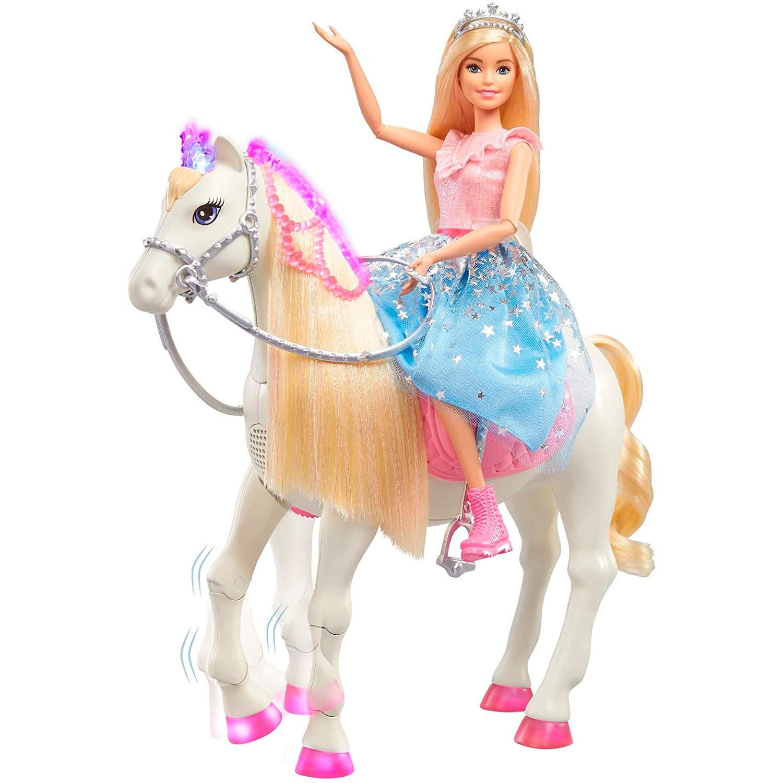 Barbie e os seus cavalos Princess Adventure