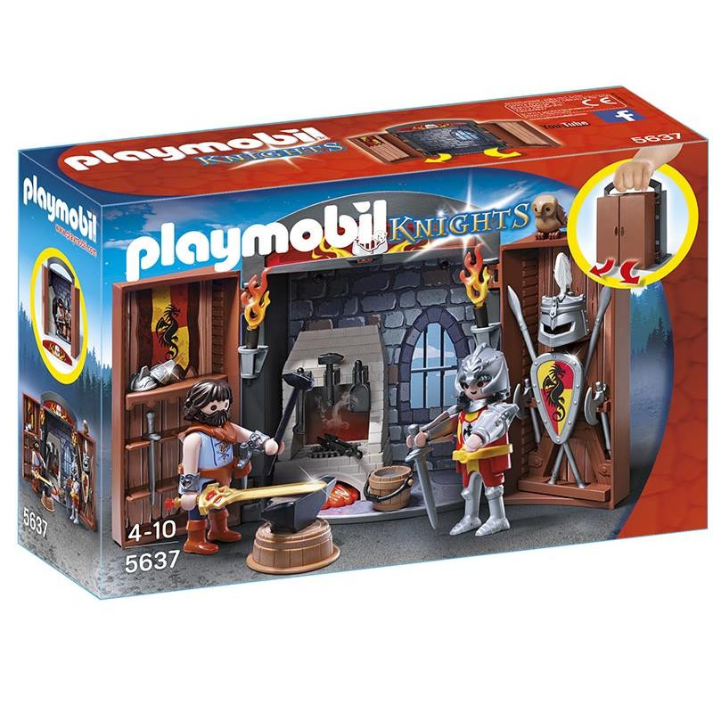Playmobil Cofre Cavaleiros