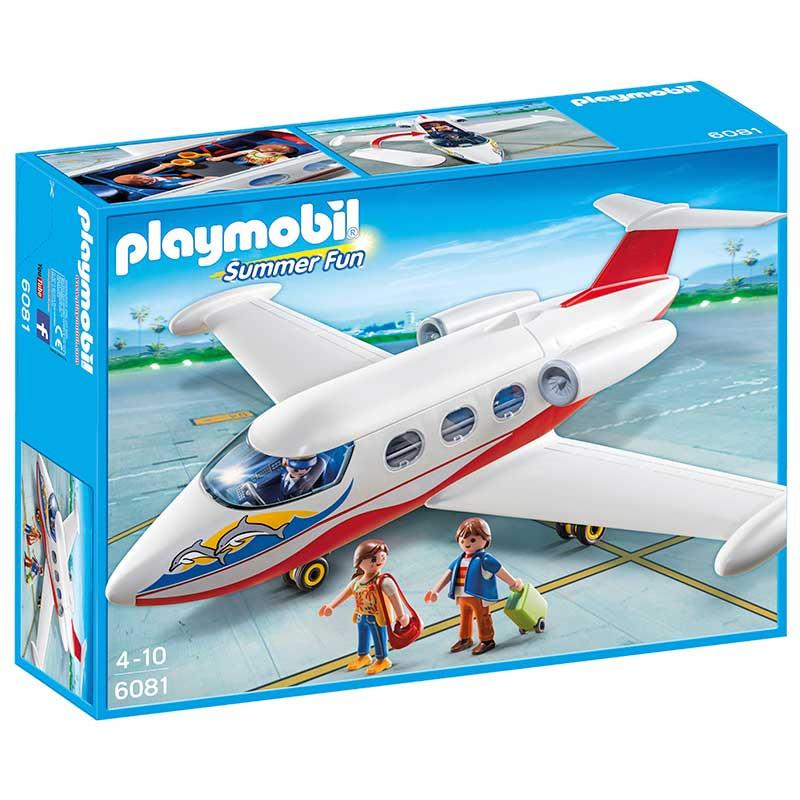 Playmobil Family Fun Avião de Férias