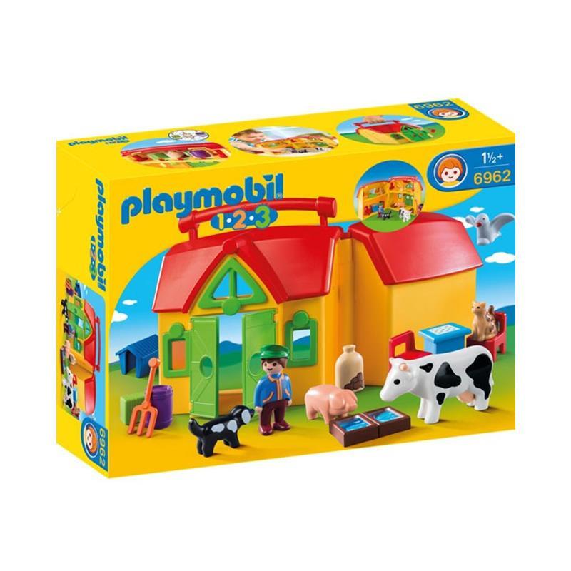 Playmobil 1.2.3 quinta mala