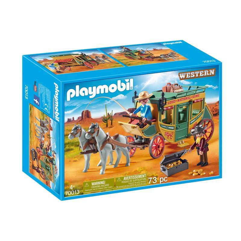 Playmobil Western Diligência