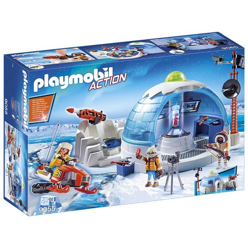 Playmobil Esquadra de Exploradores Polares