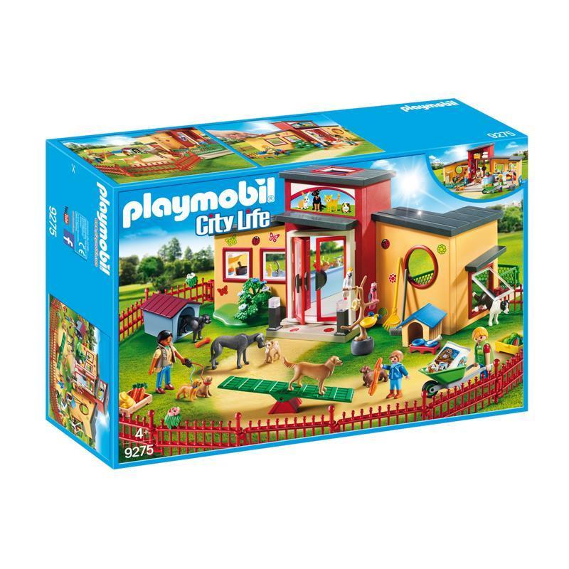 Playmobil City Life Hotel para Animais