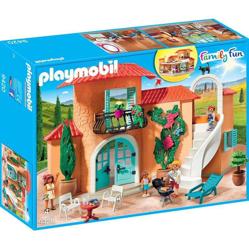Playmobil Family Fun chalet