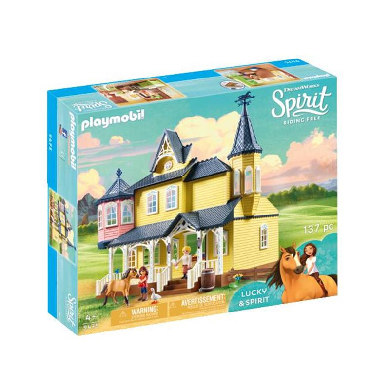 Playmobil Casa da Lucky