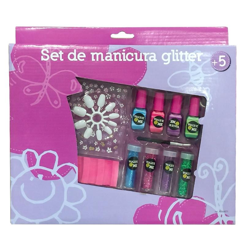 Vogue Me - Salão de Manicure Glitter