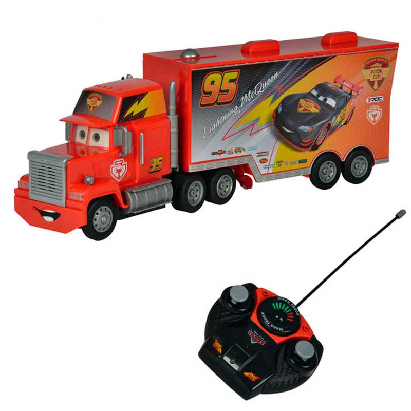 Cars carbon camião turbo Mack RC