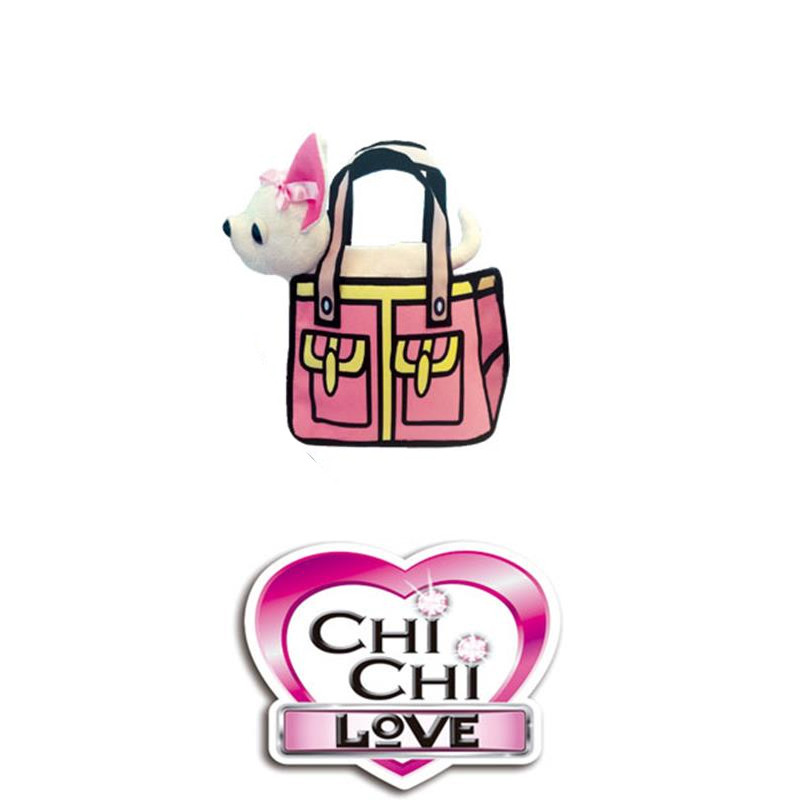 Peluche Chi chi love graphic fashion