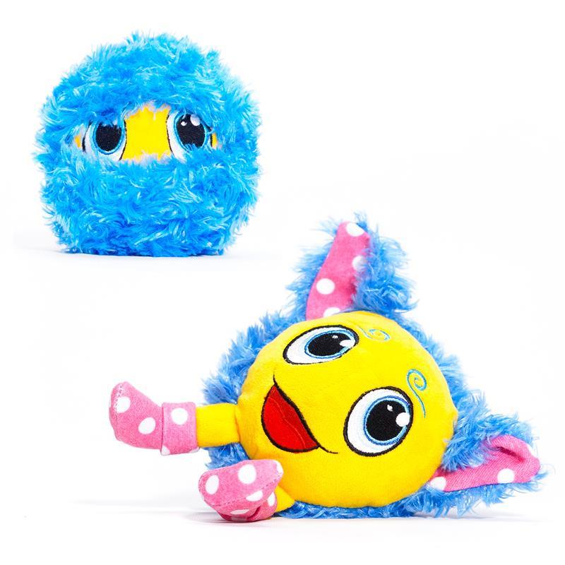Furlocks peluche 10 cm azul