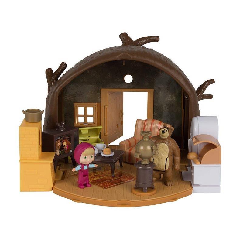 Masha - Casa do Urso