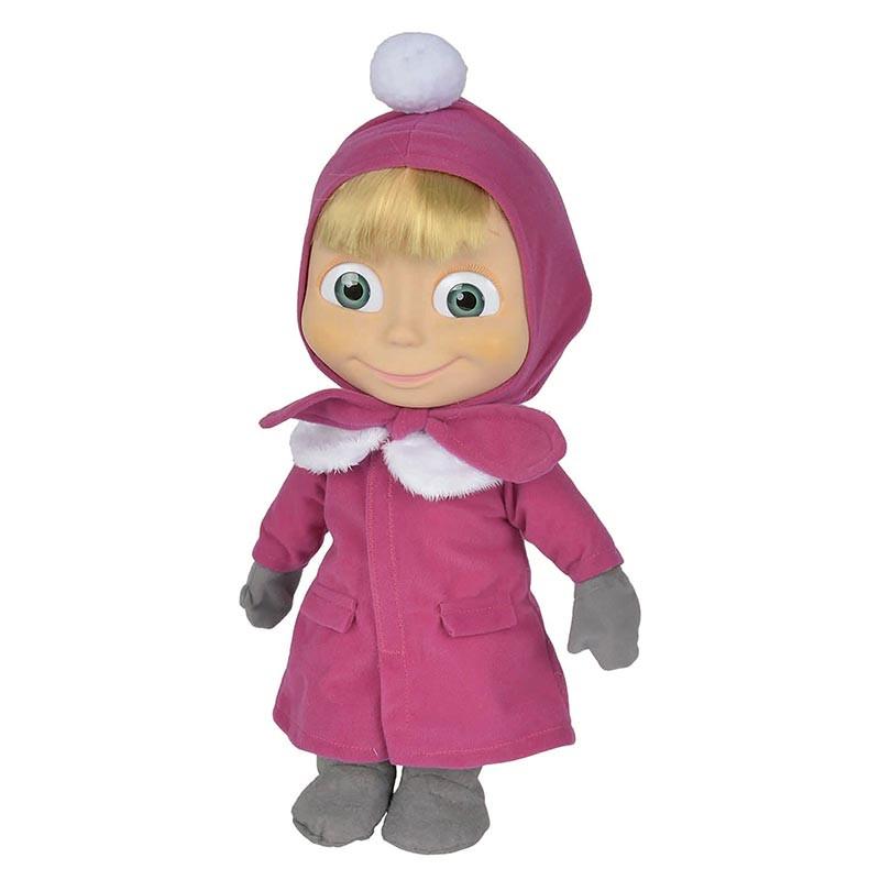 Boneca Masha de inverno