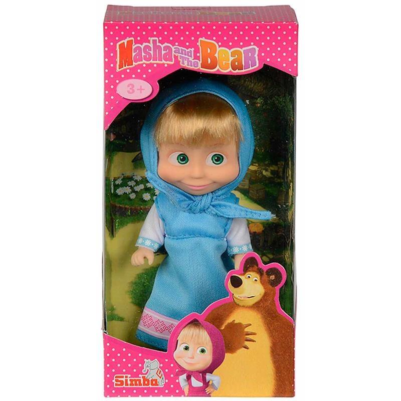 Sortido Bonecas Masha e o Urso 12 cm