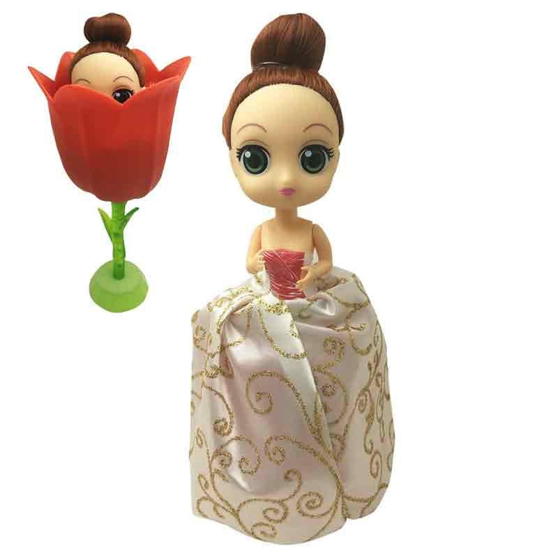 Boneca Flower Mónica