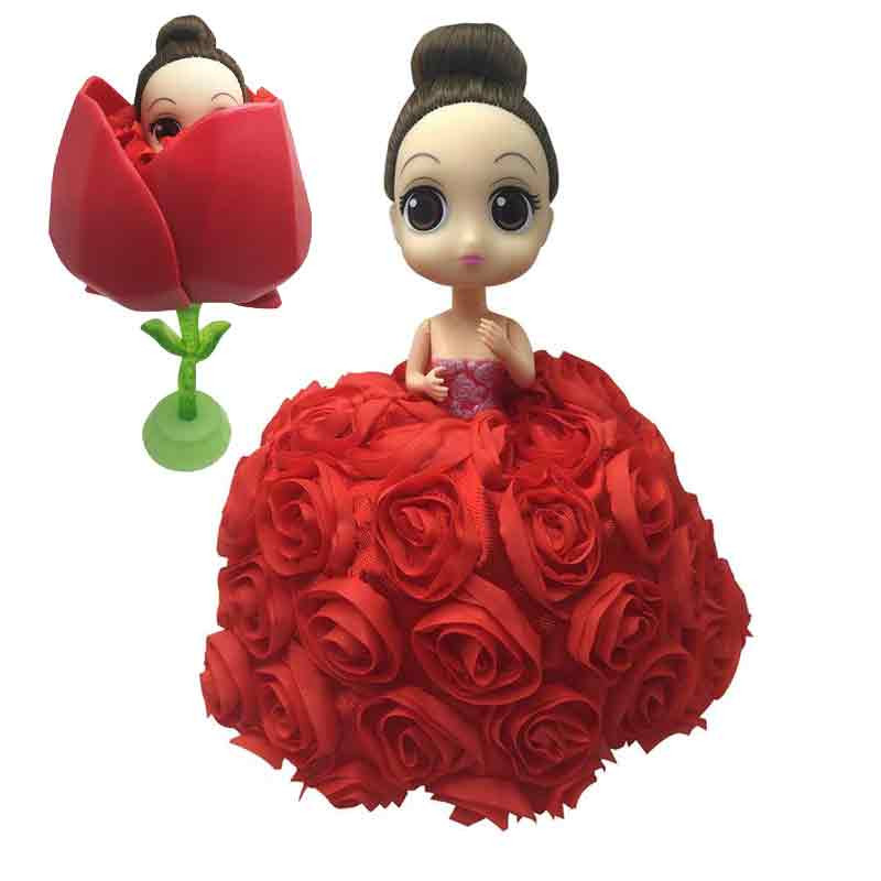 Boneca Flower Chloe
