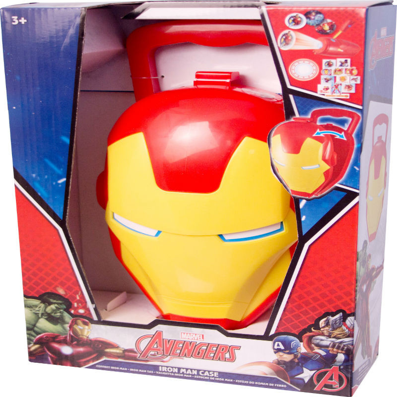 Maleta cara Iron Man Avengers