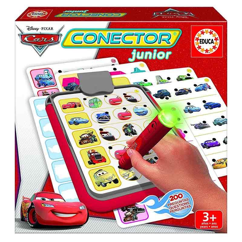 Educa conector júnior Cars