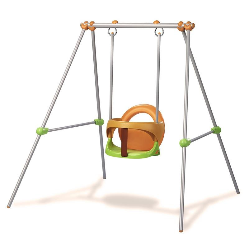 Baloiço metal baby swing