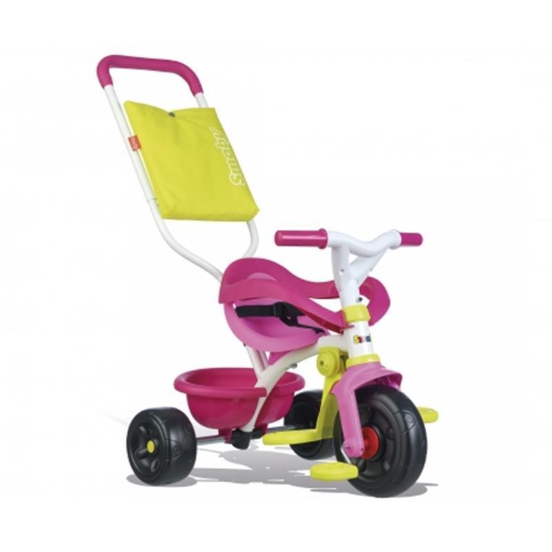 Triciclo Be Fun Confort rosa