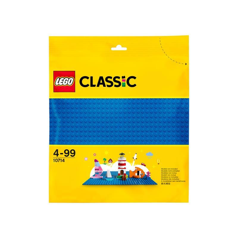LEGO Classic placa de construção azul