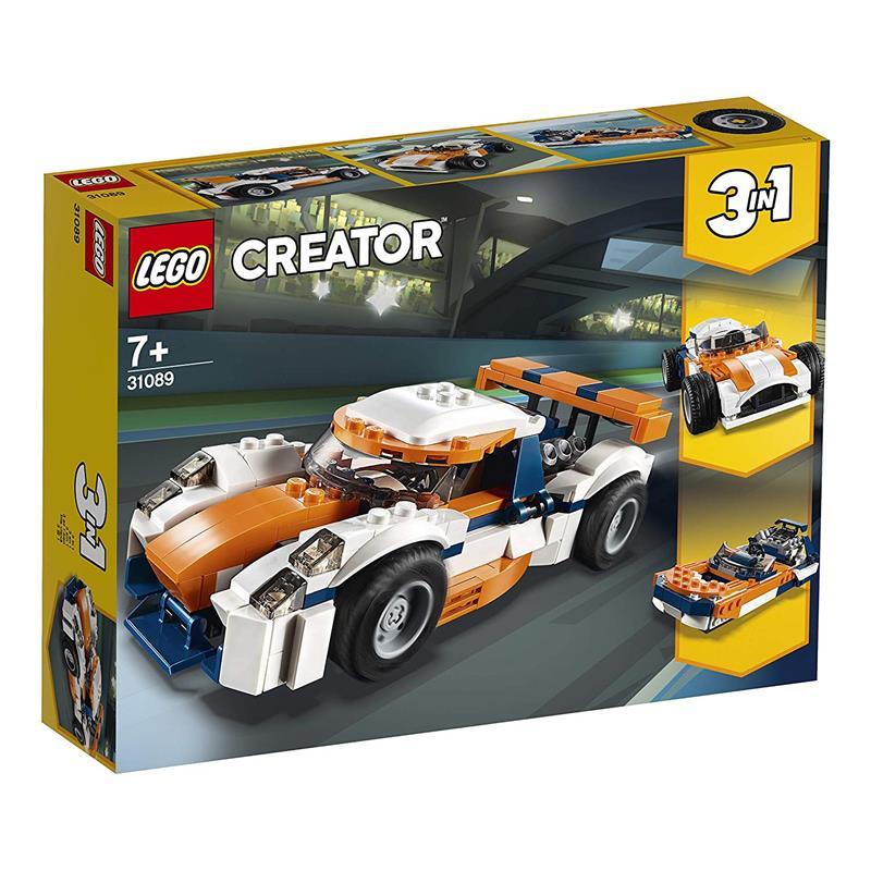 LEGO Creator desportivo de competição Sunset