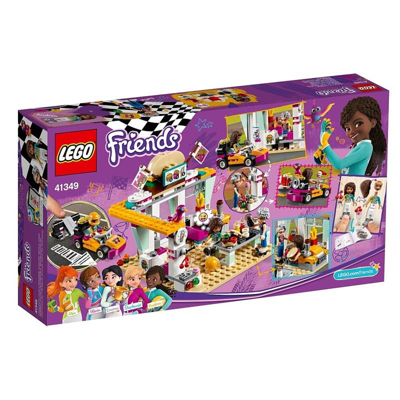 LEGO Friends Diner de Corridas