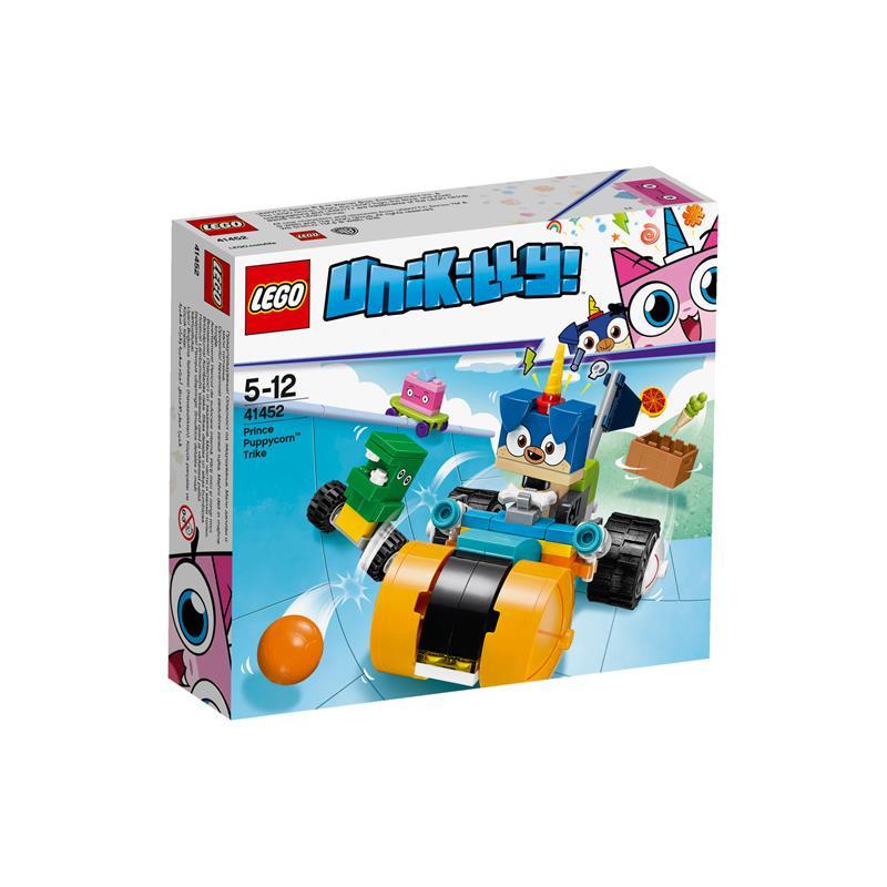 Lego Unikitty triciclo do príncipe Puppycorn