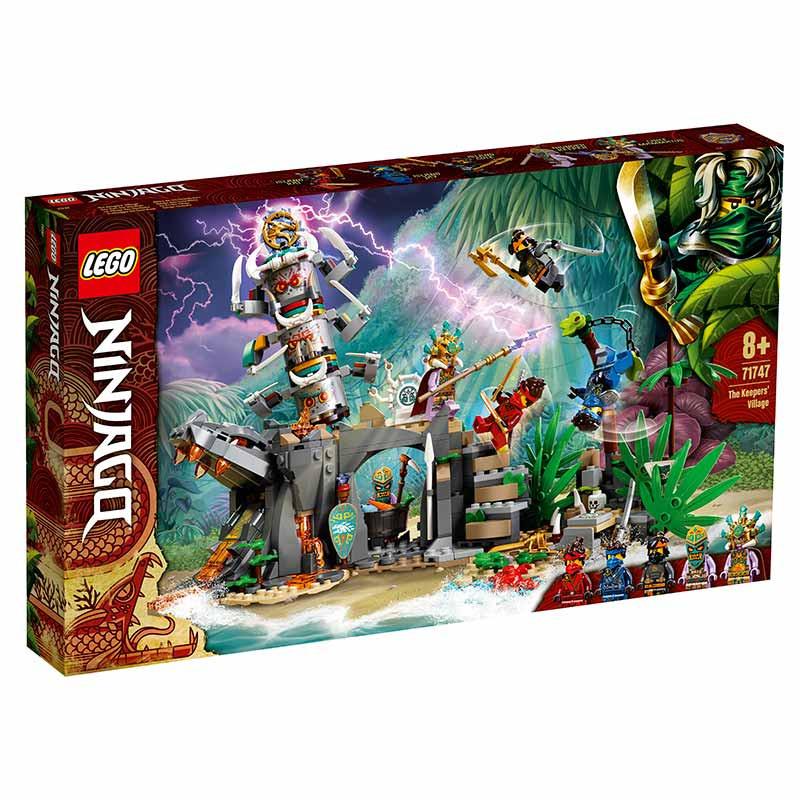 Lego Ninjago Aldeia dos Guardiões