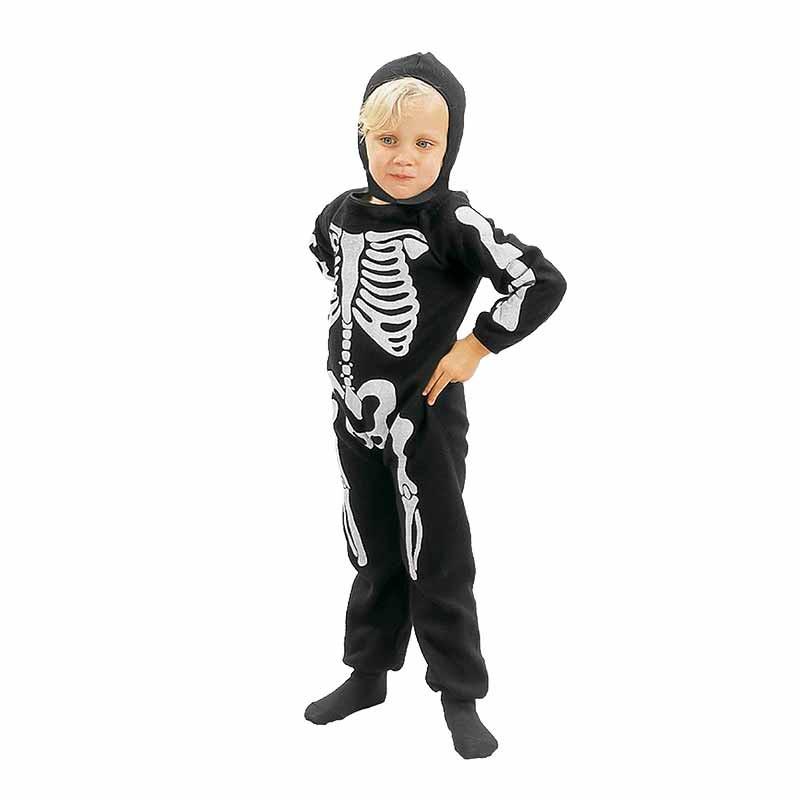 Disfarce esqueleto Bebé