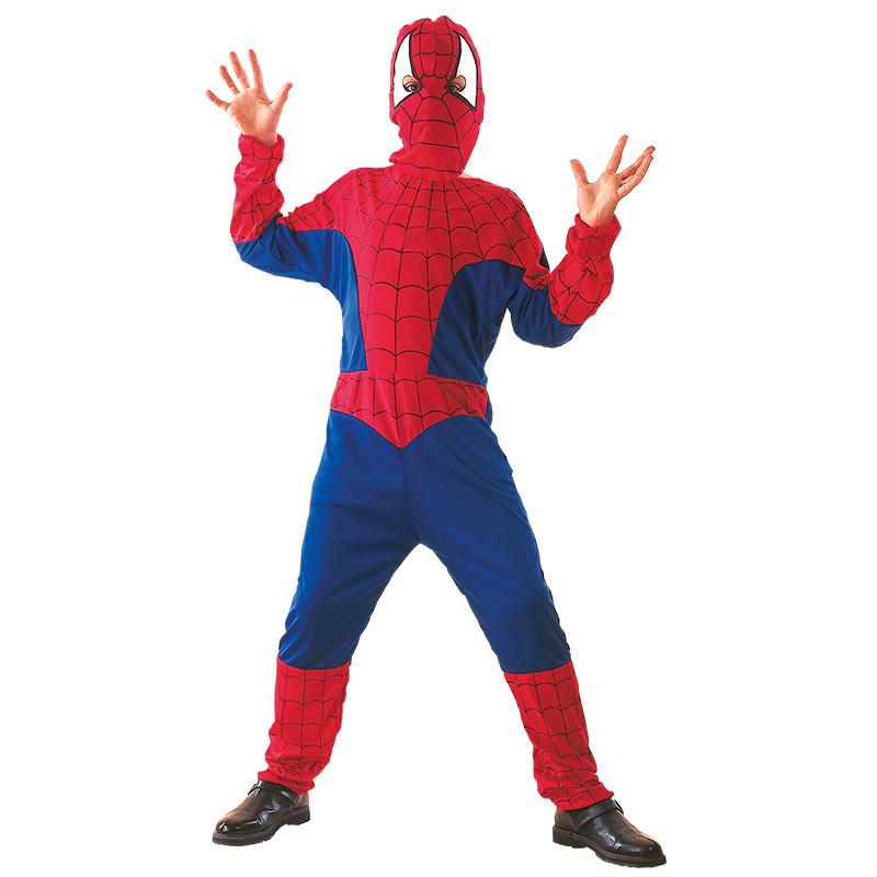 Disfarce Spider Hero infantil