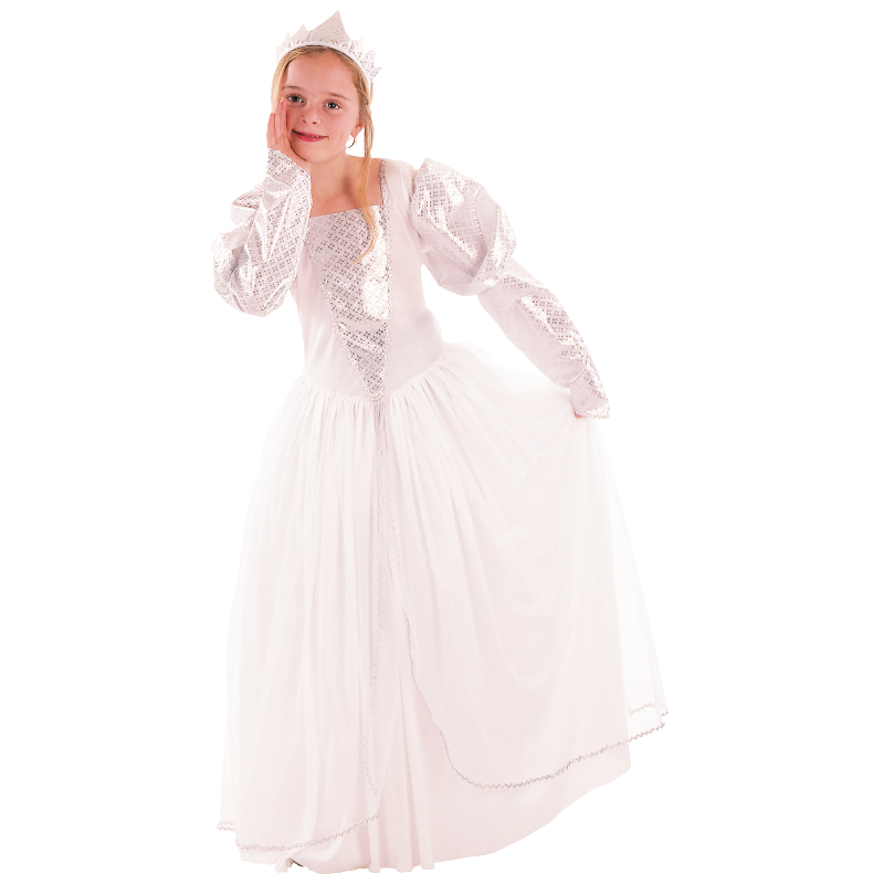 Disfarce Princesa infantil de menina