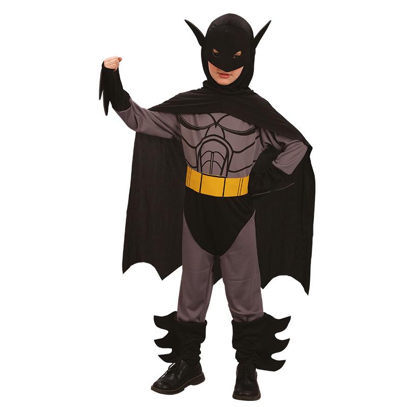 Disfarce Bat Hero infantil
