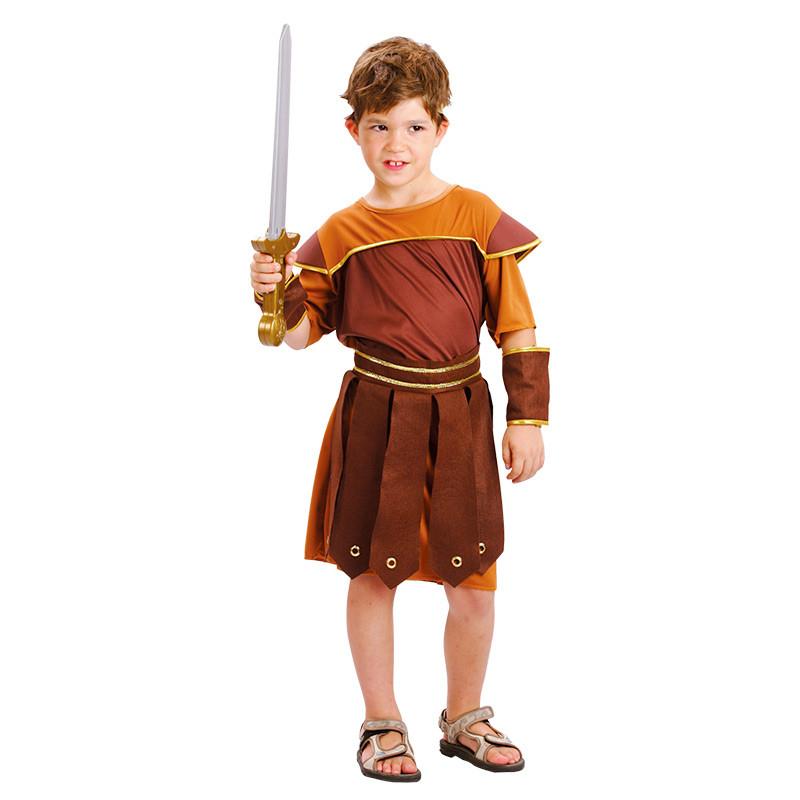 Disfarce Soldado Romano infantil