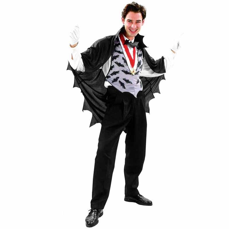 Disfarce Vampiro Adulto Halloween