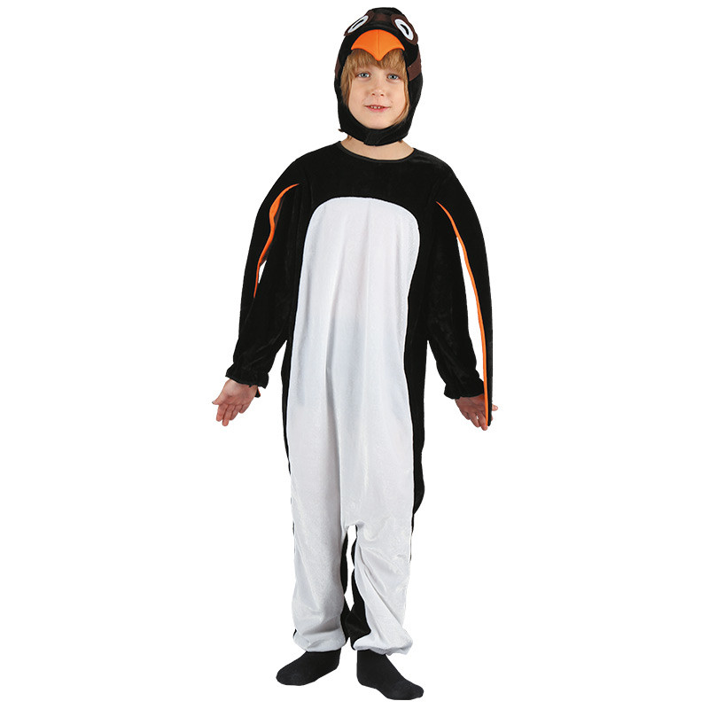 Disfarce Pinguim infantil