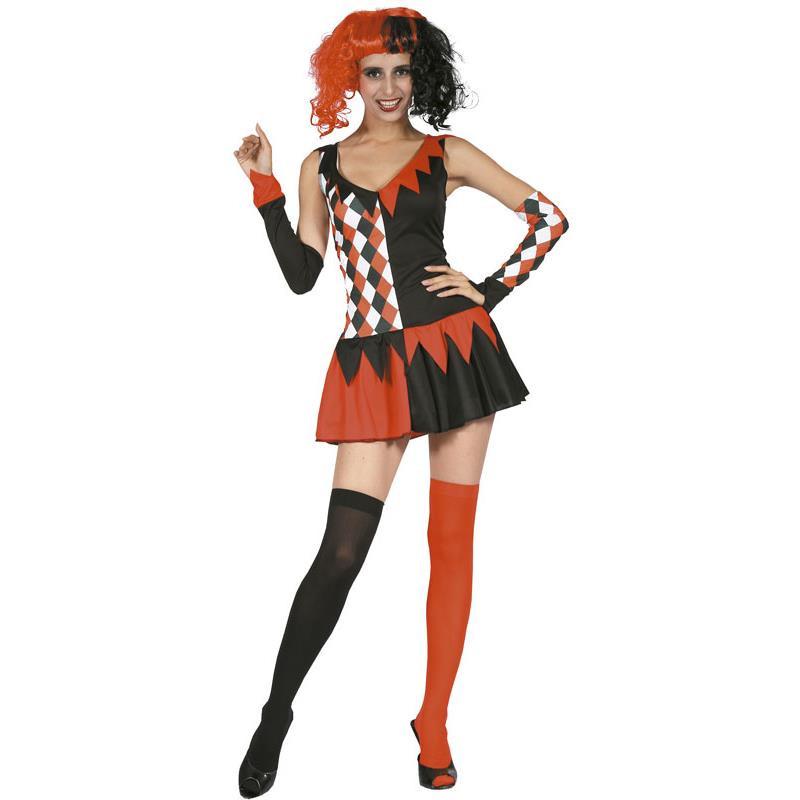 Disfarce Bobo Adulto Halloween