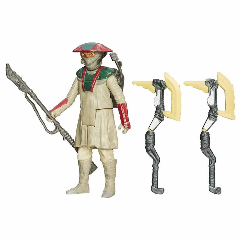 Star Wars Figuras Neve e Deserto Ep.7