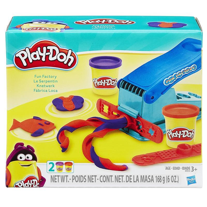 Play Doh fábrica louca