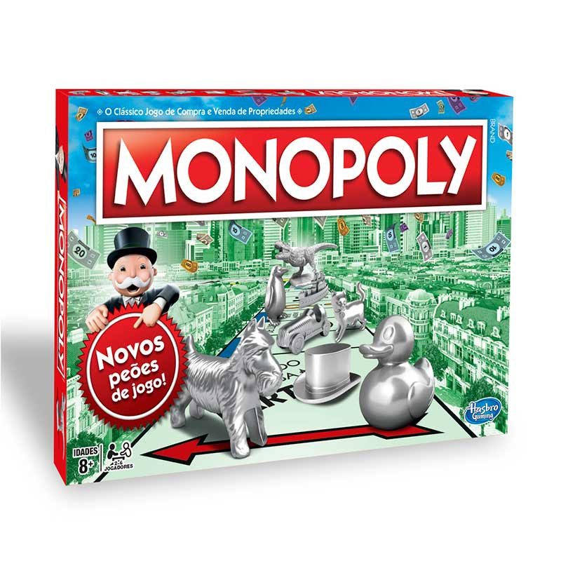 Jogo Monopoly classic Portugal