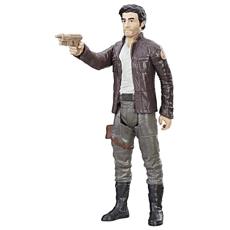 Star Wars E8 Hero Series Figura Hasbro