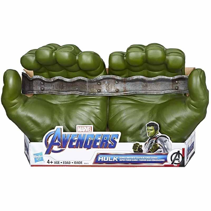 Avengers Luvas Hulk
