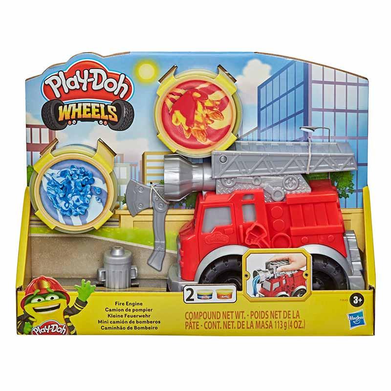 PlayDoh Camião de Bombeiros