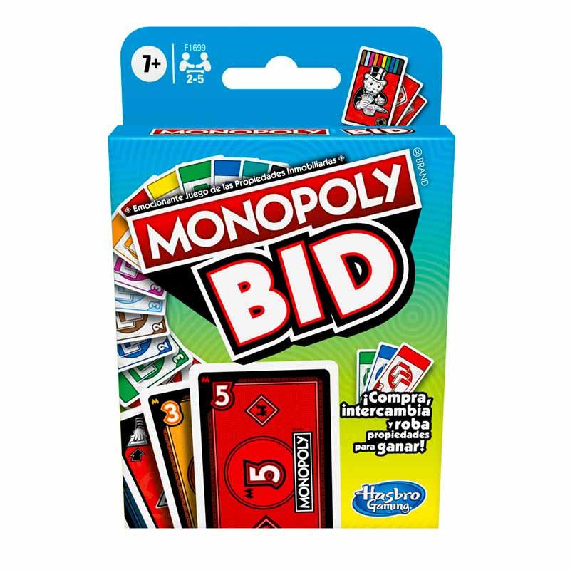 Monopoly The bid