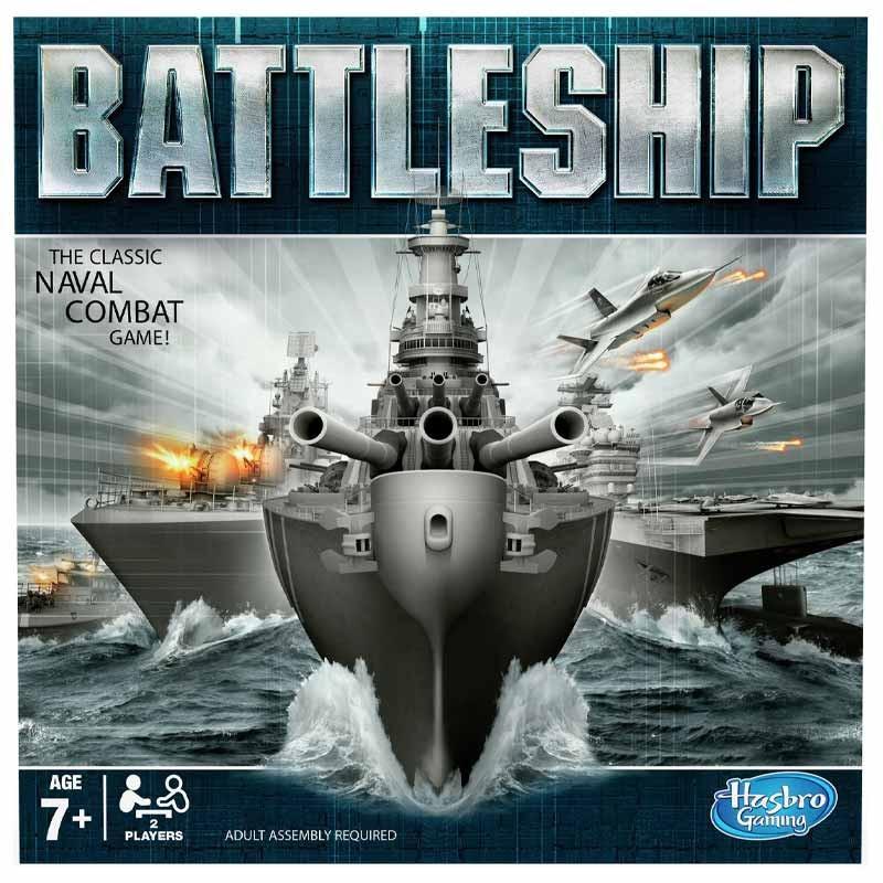 Jogo Battleship refresh