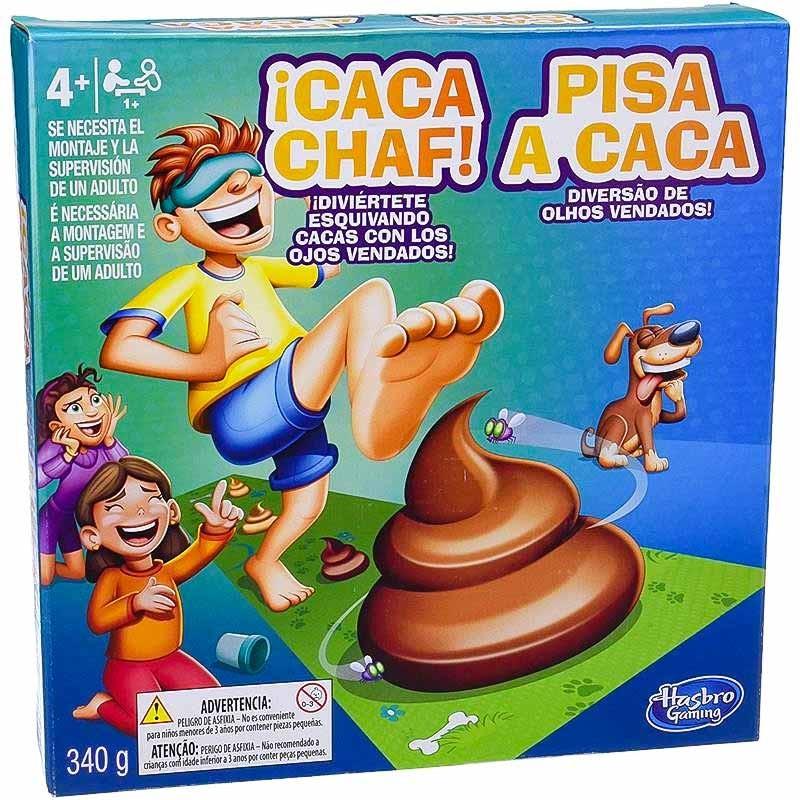 Jogo Pisa a Caca!
