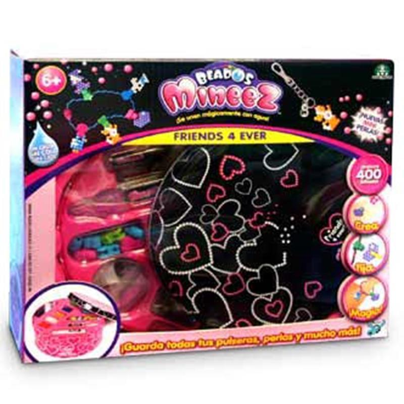 Pack de desenho mineez friends 4 ever