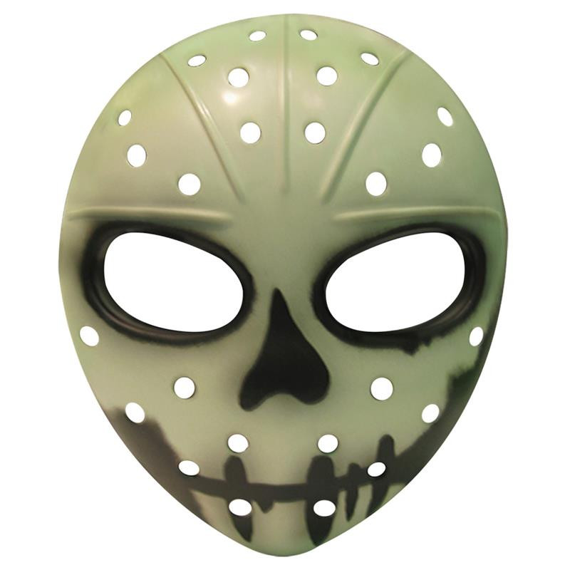 Tartarugas Ninja- Máscara Casey Jones Deluxe