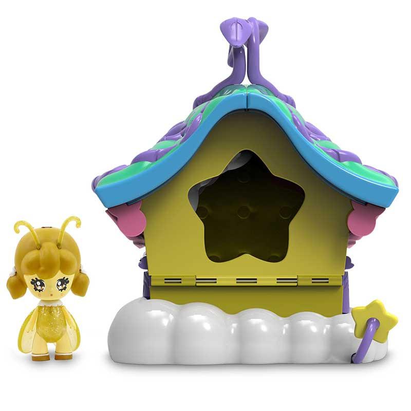Glimmies casa lanterna e figura