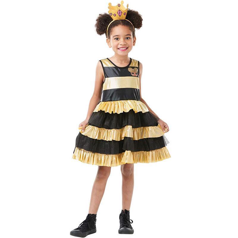 Disfarce Queen Bee LOL Infantil