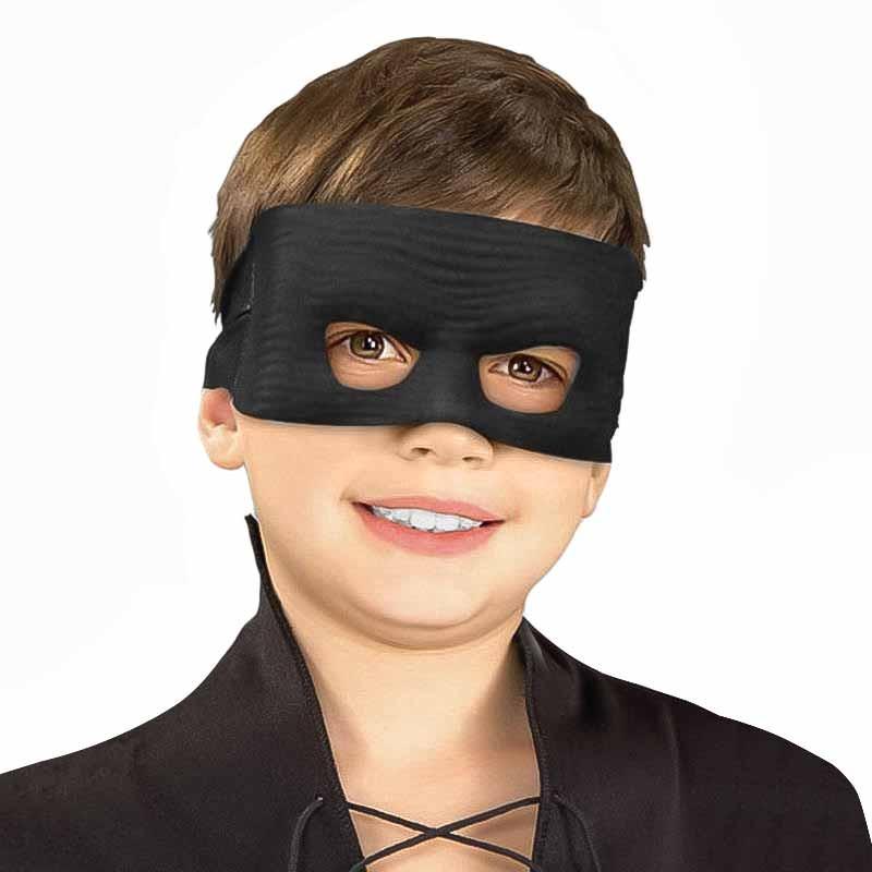 Máscara de Zorro Infantil