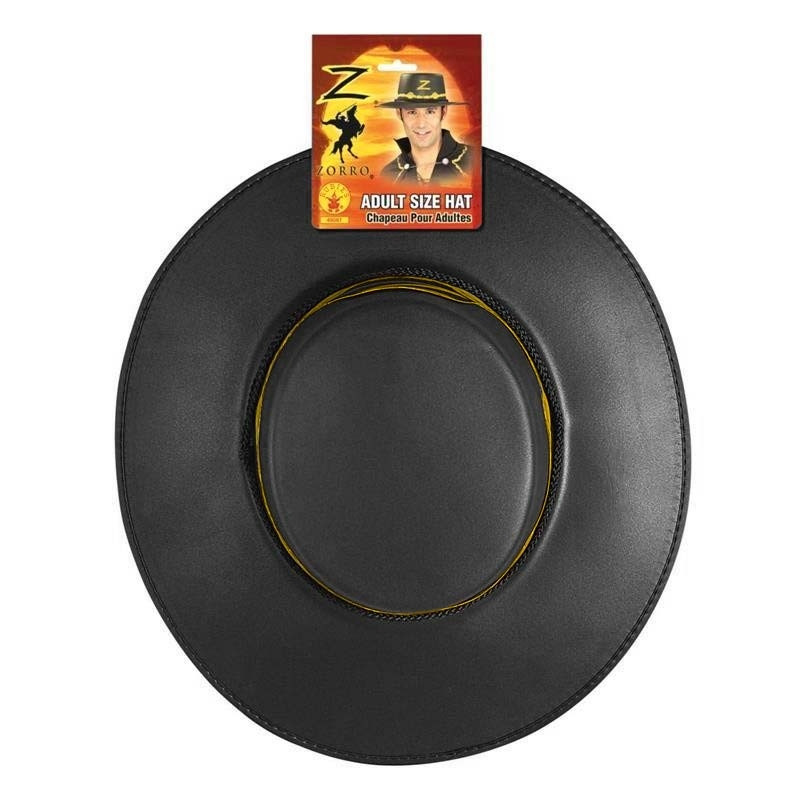 Chapéu de Zorro Adulto